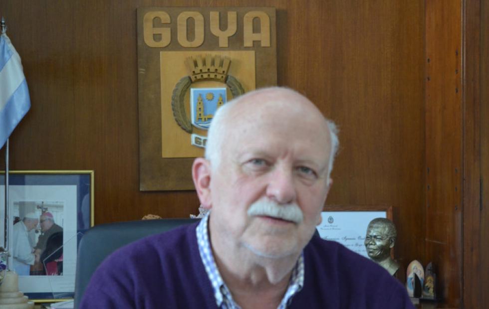 Video: Osella anunció que Goya pagará plus especial de 4 mil pesos y entregará bolsón navideño