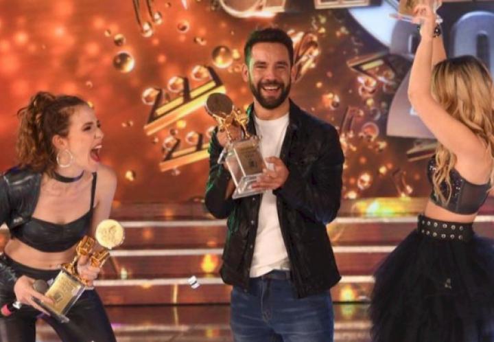 """Agustín """"Cachete"""" Sierra ganó en Cantando 2020"""