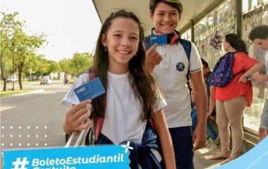 Corrientes: Ya está disponible la SUBE estudiantil para los que inician clases presenciales