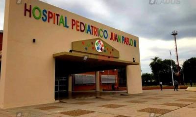 Denunciaron que atentaron contra un costoso equipo del Hospìtal Pediátrico de Corrientes