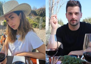 """Thelma Fardin confirmó que está en pareja con Camilo Vaca Narvaja: """"Estamos felices"""""""