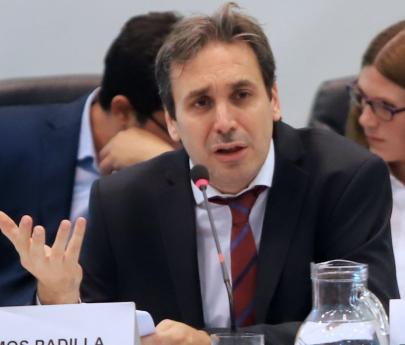 La Bicameral de Inteligencia citó al juez Ramos Padilla tras su exposición en Diputados