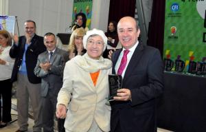 Mañana el Senado homenajeará a Marily Morales Segovia
