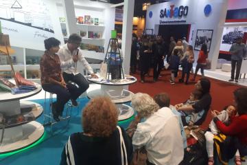 PRESENTACION DEL LIBRO A Corazón abierto- Feria Internacional del Libro 2.jpg