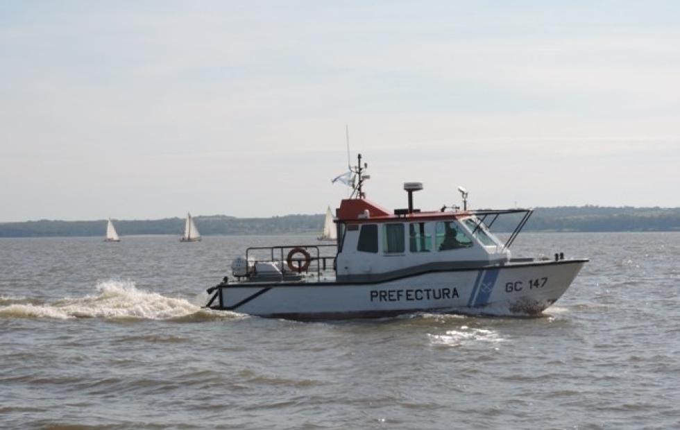 Corrientes: Identificaron al joven que cayó desde una lancha en el rio Paraná