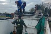 Detuvieron en Corrientes a narcos que dejaron cocaína valuada en 2 millones de dólares
