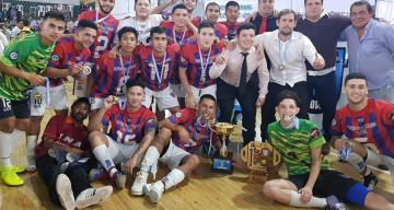 Futsal: Esquina gritó campeón