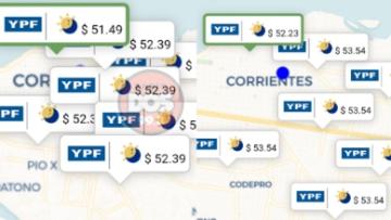 Combustibles Corrientes