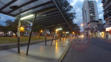 Transporte Colectivo Corrientes paro