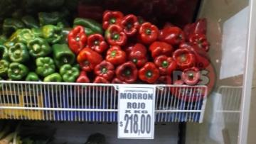 Morrón en Corrientes