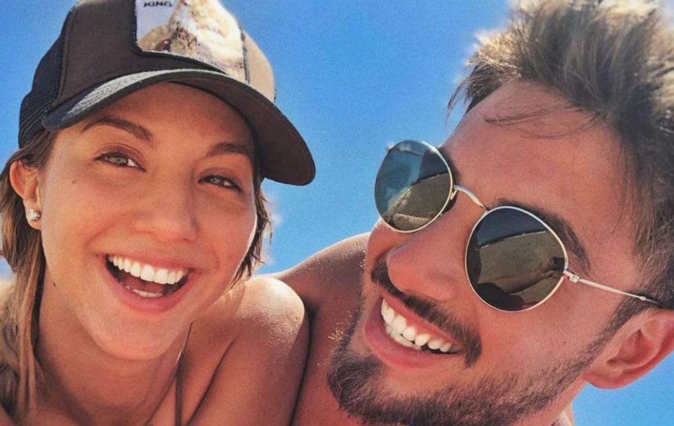 """¿Vuelve el amor?: Nico Occhiato explicó el """"error"""" que cometió con Flor Vigna"""