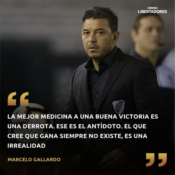 Entrevista exclusiva con Marcelo Gallardo!