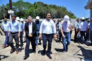 Conflicto en Paso de la Patria: Valdés respalda al intendente Osnaghi