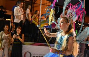 Más de 35 mil vecinos en la inauguración de los Carnavales Barriales