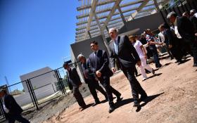 Curuzú Cuatiá: Canteros destacó la inversión millonaria en obras