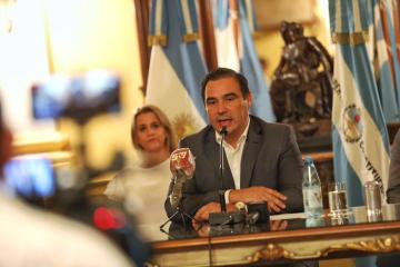 Coronavirus: Gustavo Valdés confirmó que los casos ascendieron a 19 en Corrientes