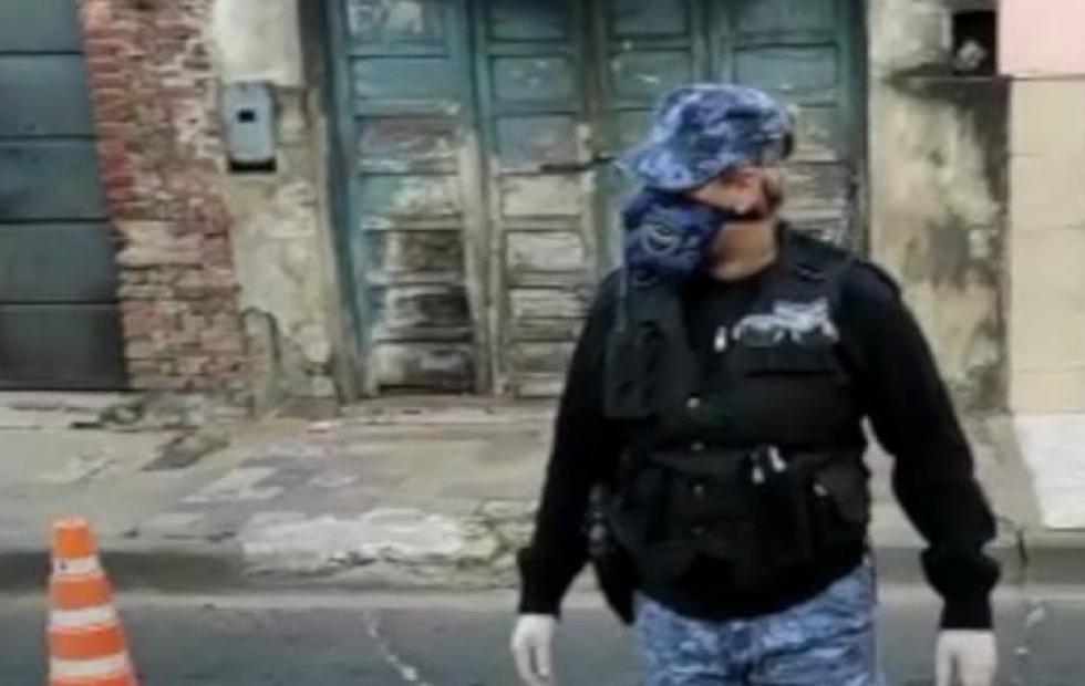 """Corrientes: Afirman que hay """"una gran cantidad de policías afectados por el coronavirus"""""""