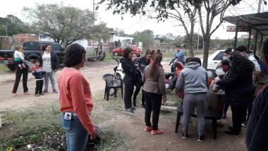 jovenes solidarios itati