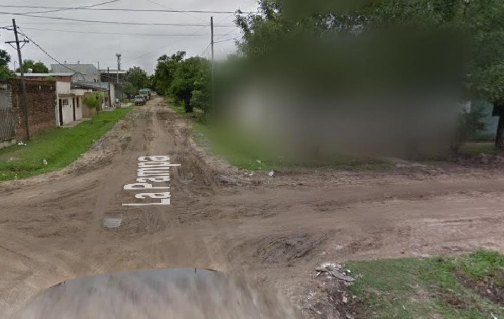 Un herido de bala tras confuso episodio en el barrio Villa Juan de Vera