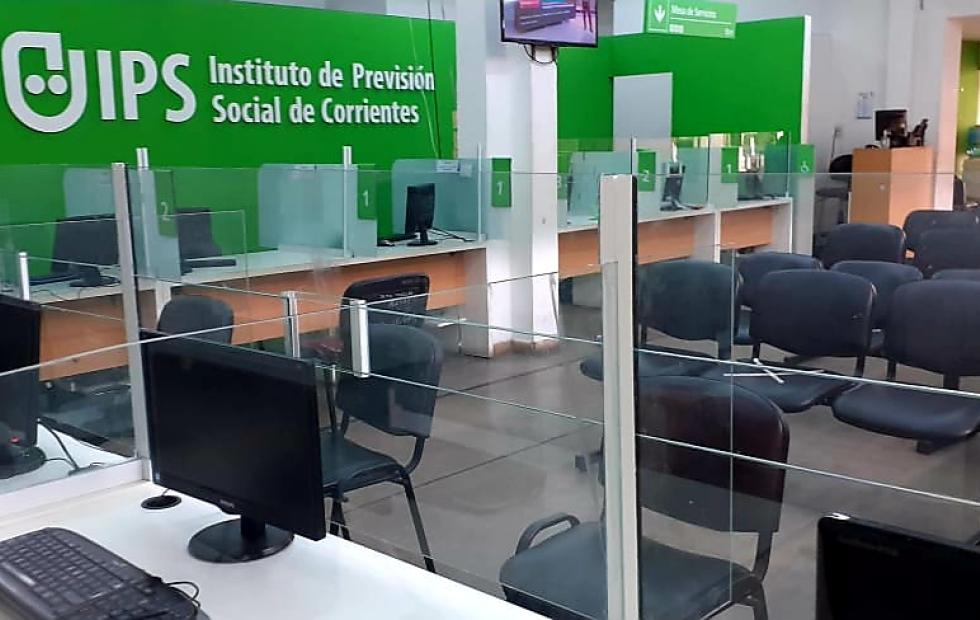 Corrientes: El IPS extiende hasta octubre los Certificados de Escolaridad y Supervivencias