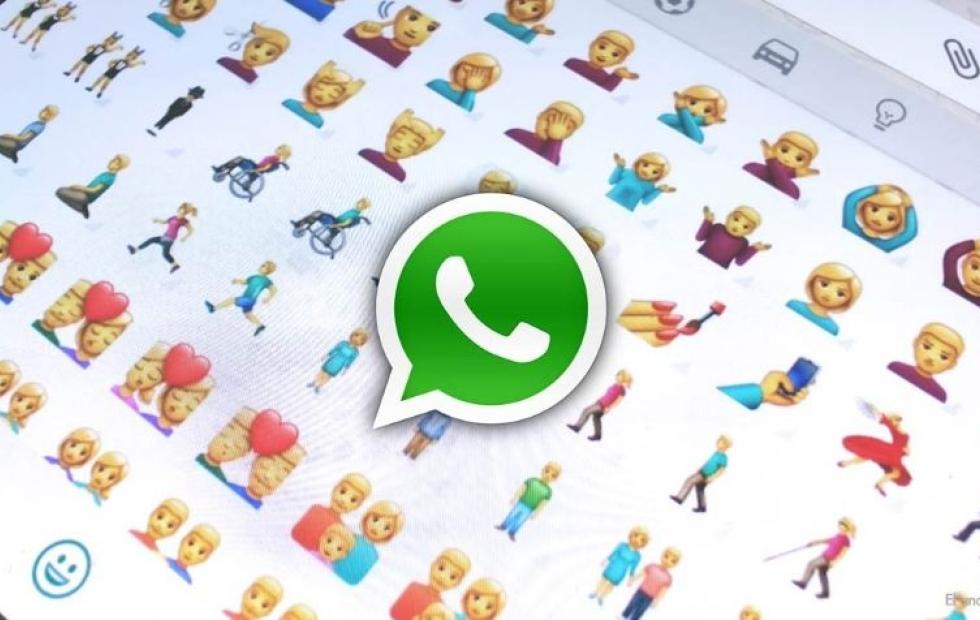 WhatsApp estrena nuevos emojis