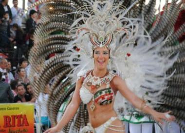 Carnaval de Monte Caseros