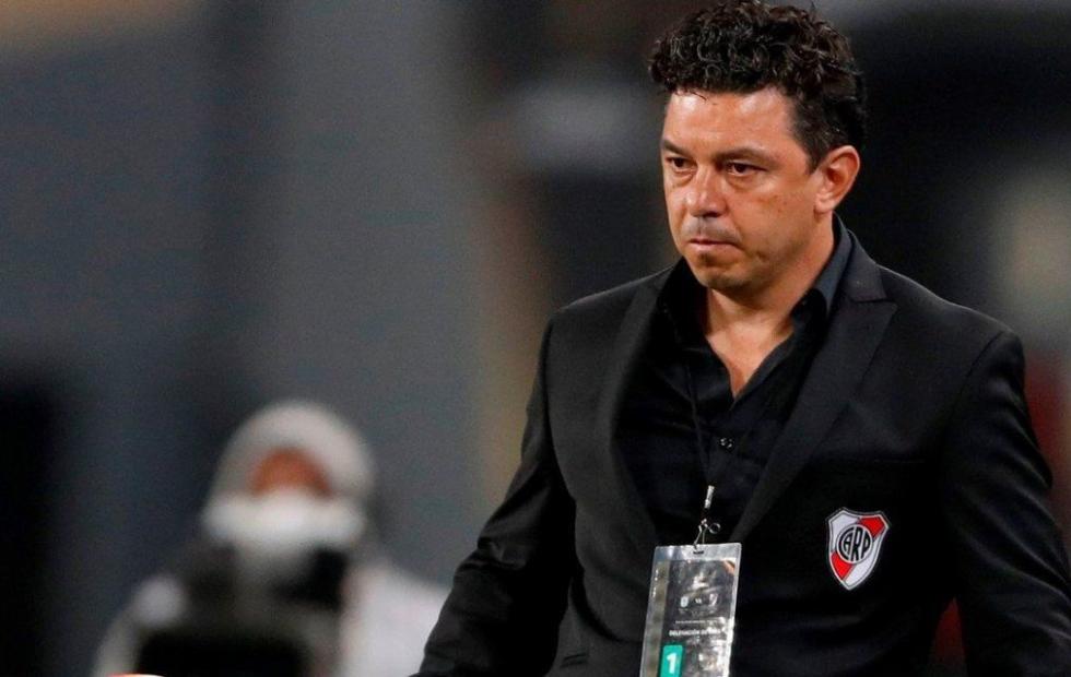 Alarma en River: Conmebol apercibió al equipo y a Marcelo Gallardo