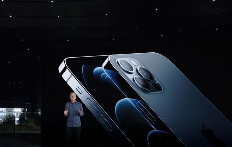 Apple presentó el iPhone 12, el smartphone que promete cambiar la historia