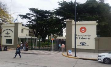 Aeropuerto de El Palomar: el Orsna descartó su habilitación