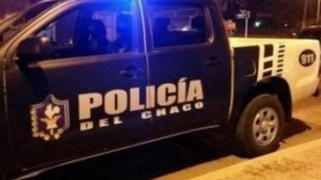 policial del chaco