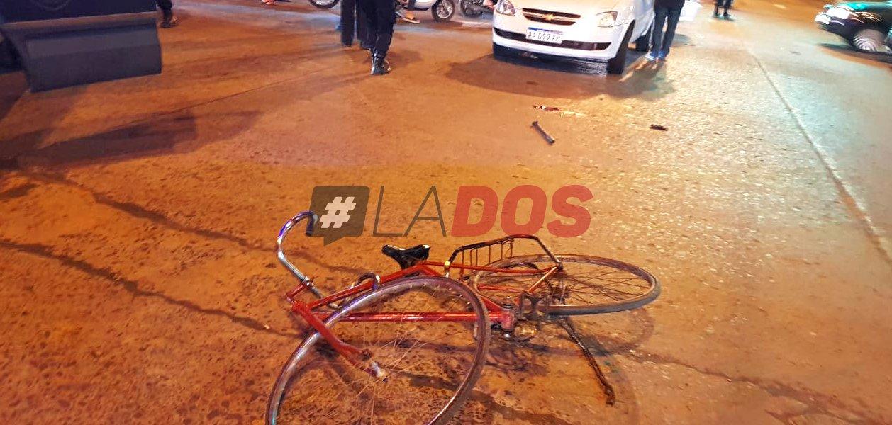 Accidente Independencia y Chacabuco