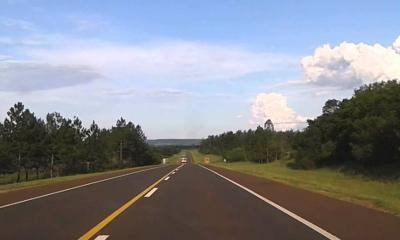 Corrientes: Motociclista murió tras un choque fatal en Ruta 14