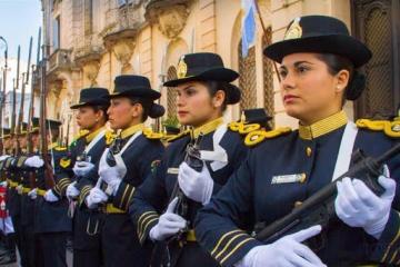 Cadetes Policia de Corrientes