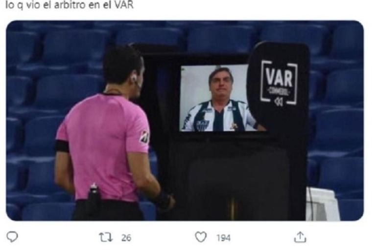 Meme Boca Mineiro