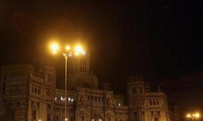 España: un apagón deja a medio país sin luz