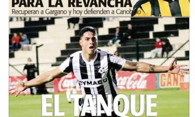 Hernán Rivero: el goleador correntino del puntero del fútbol uruguayo