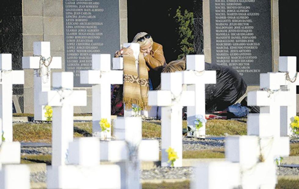 """Soldado correntino identificado en Malvinas: """"Lo importante es que el luchó y dio la vida por la patria"""""""