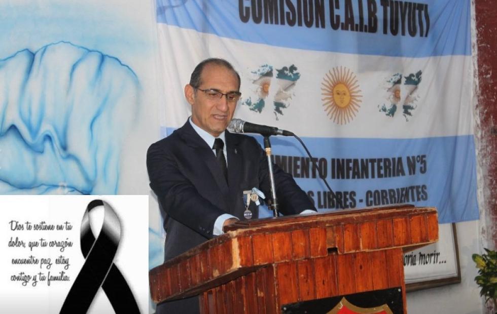 Falleció ex combatiente y político correntino tras un accidente en Misiones
