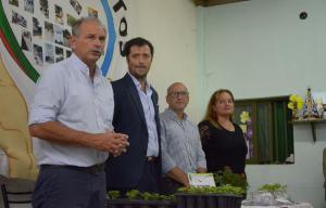 Presentaron el programa Ñande Huerta en el barrio Anahí