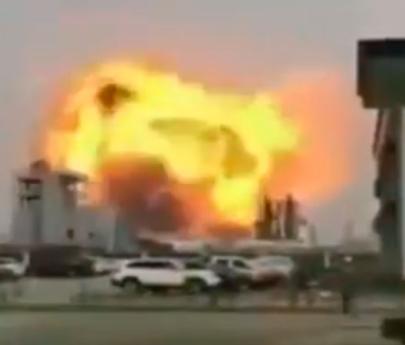 Explotó una planta química en China
