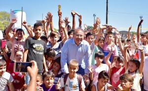 Juegos Infantiles: la propuesta municipal se afianza en los barrios