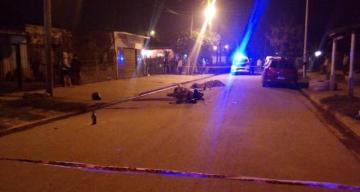 Policía mata a motochorro que quiso robarle