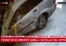 Video: Así huía el hombre tras dejar muerta a una embarazada en un albergue transitorio