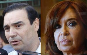 Valdés envió sus condolencias a Cristina por la muerte de su madre