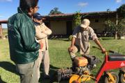 RENATRE fiscalizó la registración de más de 1500 trabajadores rurales