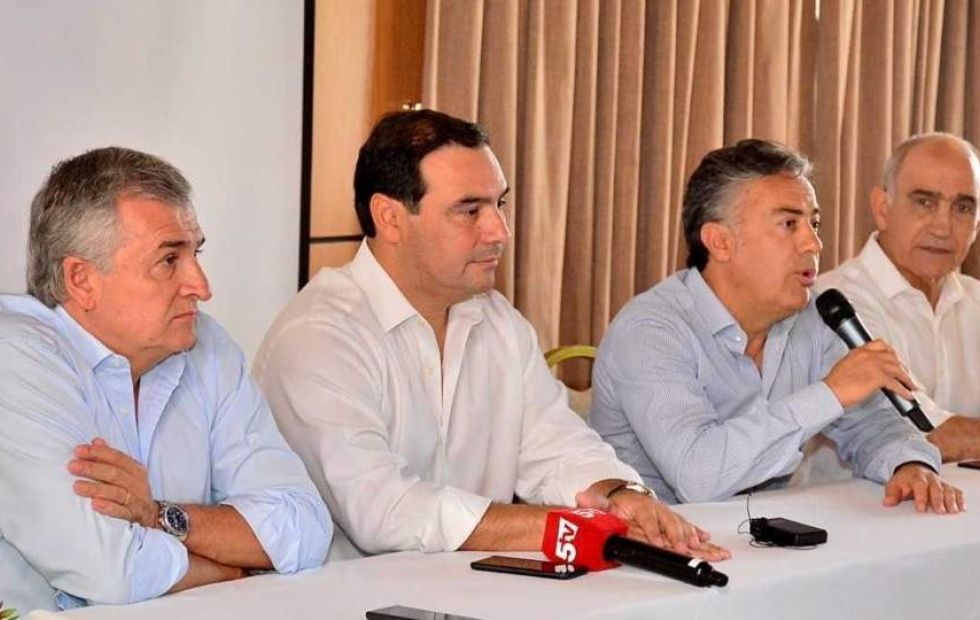 Victoria de Cambiemos en Jujuy: Valdés felicitó a Gerardo Morales por el triunfo