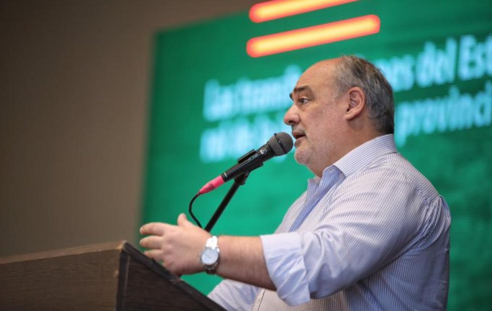 """Ricardo Colombi: """"El peronismo trabaja para ser gobierno, algunos que viven en una burbuja no se dan cuenta"""""""