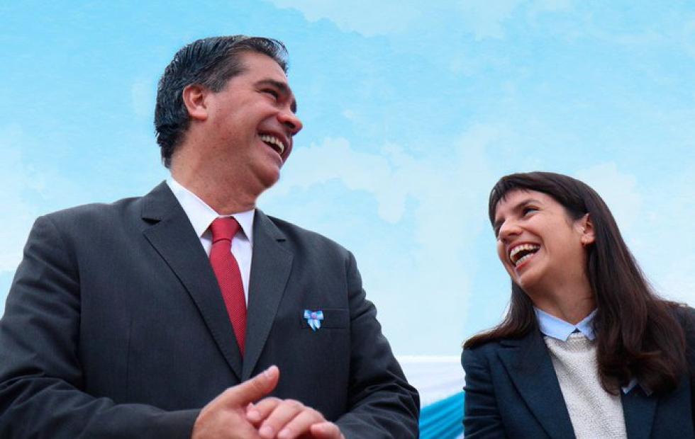 Elecciones en Chaco: Jorge Capitanich anunció a su compañera de fórmula