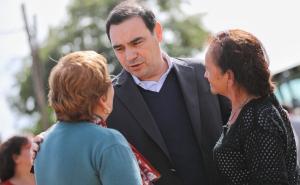 Valdés recibe a funcionario nacional para programar nuevas obras en Corrientes