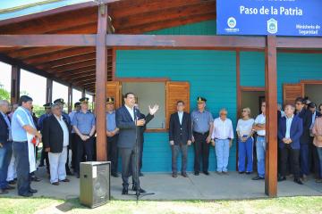 Valdés Inauguración Destacamento Policial Paso de la Patria 10-10-19 MSF_8.jpg